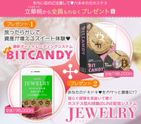 【「BIT CANDY」&「JEWELRY」】