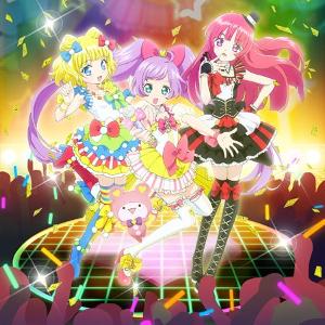 プリパラ・放送開始前に発表されたアニメ・キービジュアル(アニメイトTVSS画像)