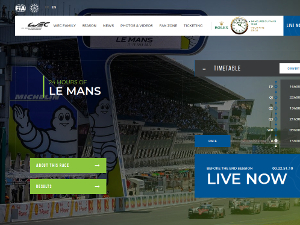 FIA WEC Official SS画像