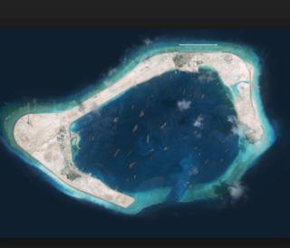 南シナ海の人工島の要塞化はほぼ完了