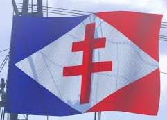 南シナ海・フランス海軍・軍艦旗・.PNG