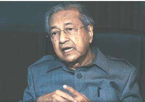 「一帯一路」今度はマレーシア社会が混沌2