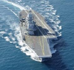 ご自慢の中国空母が威嚇行脚で東シナ海へ