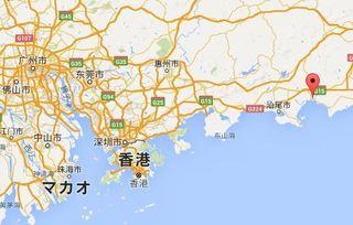 広東省・地図・烏坎村.JPG