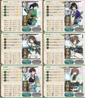 3-5 新任務 艦これ 空母機動部隊 編成 装備.jpg