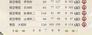 艦これ 戦艦 レベル80以上①.jpg