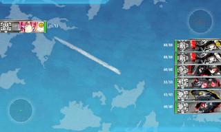 艦これ 3-2 キスクル キス島 鋼材稼ぎ Cマス 敵艦隊.jpg