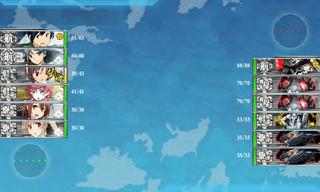 艦これ 4-2 カレー洋制圧戦 Hマス 敵 編成.jpg