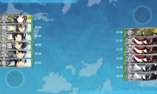 艦これ 5-2 珊瑚諸島沖 敵 編成 Bマス .jpg
