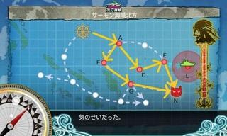 艦これ 5-5 第二次サーモン マップ ルート.jpg