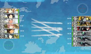 3-5 北方AL海域 敵 編成 Gマス 空母 .jpg